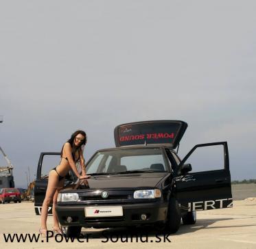 Felda 16 súťažné auto EMMA ESPL